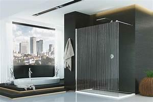 Douche À L Italienne Moderne : une douche l 39 italienne trompe l 39 oeil ~ Voncanada.com Idées de Décoration