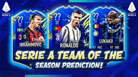 Any direct or indirect attack to members of the fifa community are strictly prohibited. Serie A Tots Fifa 21 - Fifa 21 Tots Event Team Of The Season Zeitplan Ligen Predictions : We are ...