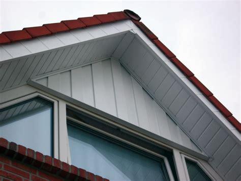 Dachüberstand Verkleiden Zink by Vemaco Profilsysteme