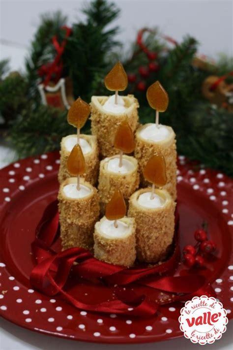 candele per natale candele dolci di natale natale cucina