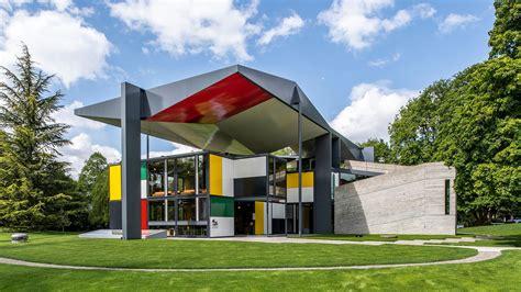 le corbusier  architects zurich pavilion  opens