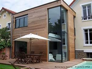 Bardage Façade Maison : 10 id es pour transformer une maison ancienne en espace contemporain ~ Nature-et-papiers.com Idées de Décoration