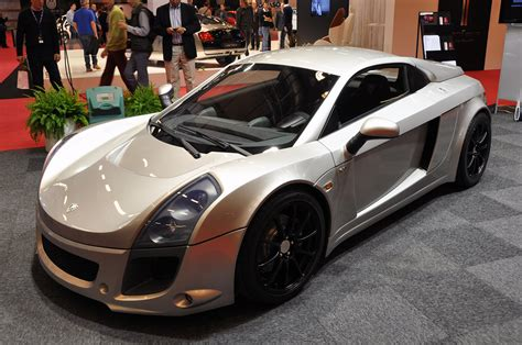 2011 Mastretta Mxt. Mexico's Sports Car.
