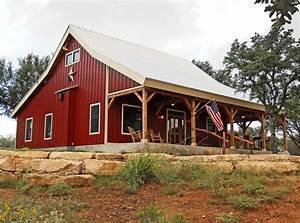 Barn Wood Home Ponderosa Country Barn Home Project