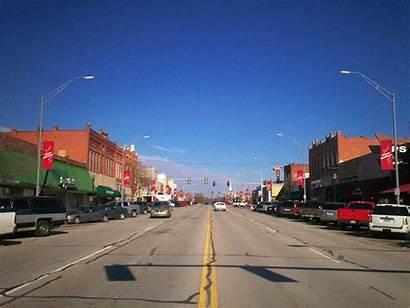 Broken Arrow Oklahoma Ok Usa Albany Walmart