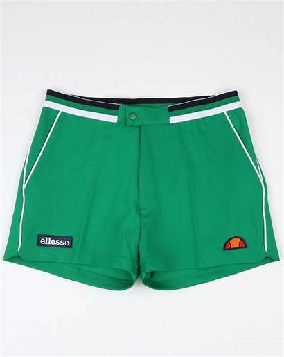 Shorts Ellesse Tennis Piped Mens Short Retro