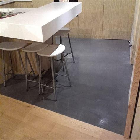 béton ciré plan de travail cuisine castorama sol cuisine bton cir le bton cir beton cire sol beton