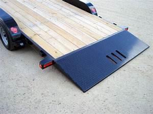 3 5 Ton Car Hauler Tilt Bed Trailer