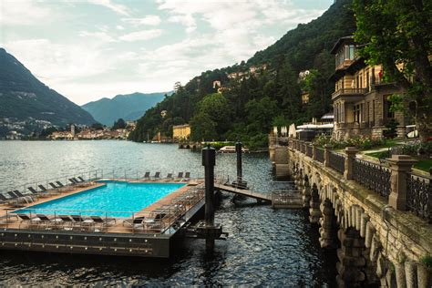 Casta Resort Como Castadiva Resort Spa Lake Como Italy Strawberry
