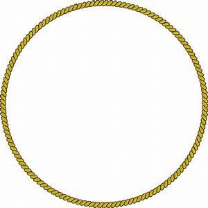 10 Rope Circle Vector Images - Rope Circle Vector Clip Art ...