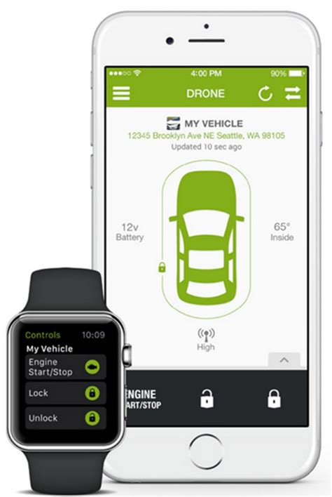 can i start my car with my phone 1 way vs 2 way remote car starter systems explained