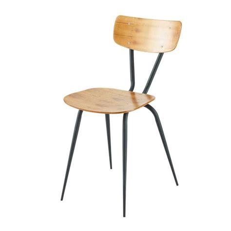 maisons du monde chaises 13 idées de chaise pour une déco industrielle