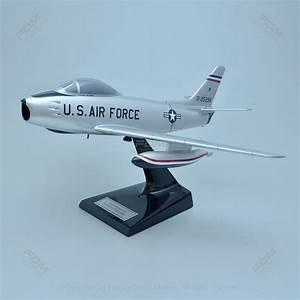 North American F-86F Sabre Model