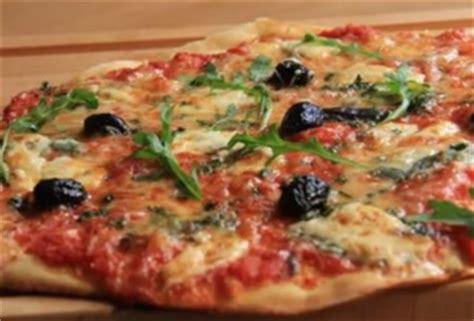 recettes en vid 201 o pizza maison facile