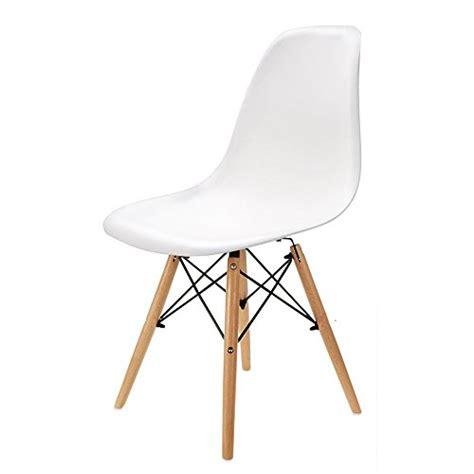 chaises cuisine blanches wv leisuremaster lot de 4 chaises blanches de salle 224