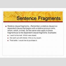 Phrases And Clauses And Sentences…oh My!  Ppt Video Online Download
