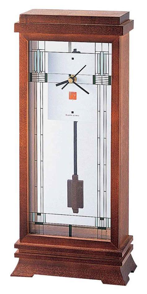 bulova frank lloyd wright clock bulova b1839 frank lloyd wright willits mantel clock the 7994