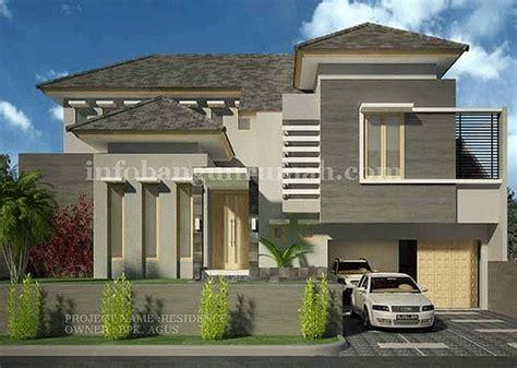 desain rumah minimalis ukuran