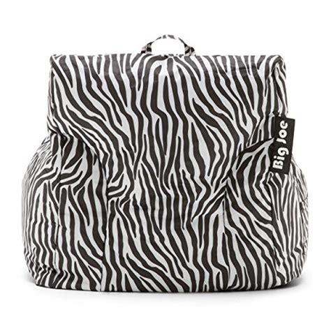 big joe bean bag chair zebra misc in the uae see