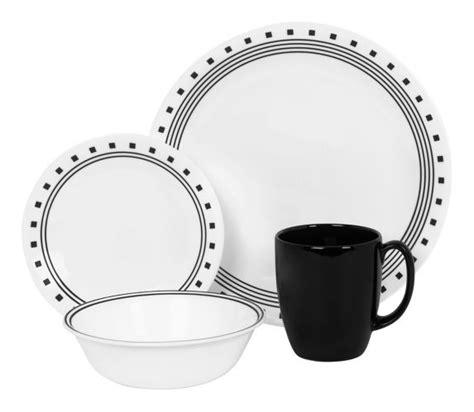 corelle dinnerware pc block tire canadian canadiantire