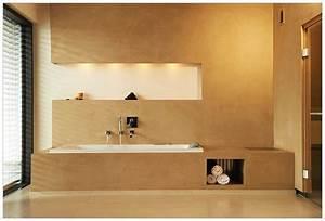 Bilder An Wand Kleben Ohne Rückstände : wandgestaltung badezimmer ohne fliesen ideen f r zuhause ~ Sanjose-hotels-ca.com Haus und Dekorationen