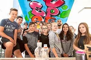 Künstler Aus Köln : gemeinsam mit dem grafitti k nstler puya bagheri aus k ln gestalteten sch ler der klassenstufe 9 ~ Markanthonyermac.com Haus und Dekorationen