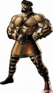 Hercules (Character) - Comic Vine