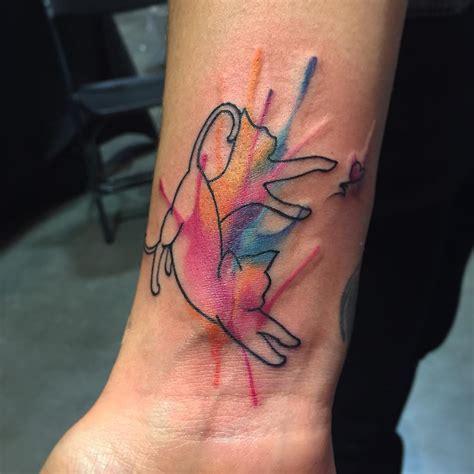 cat wrist tattoo  tattoo ideas gallery