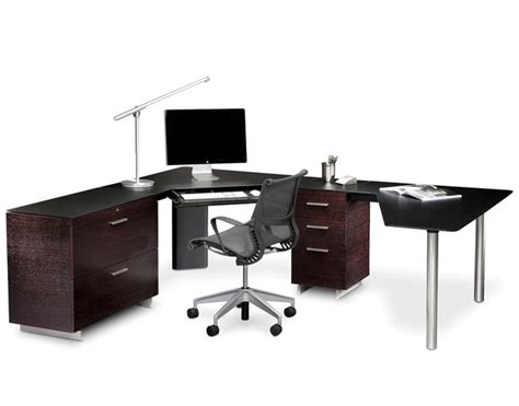 Bdi Sequel Corner Desk by Sequel Corner Desk Sarasota Modern Contemporary Furniture