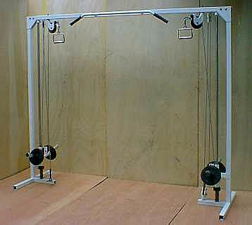 plate loaded cable crossover gym bodybuilding weight training equipment   thailand