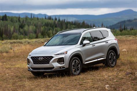 현대 싼타페) is a sport utility vehicle (suv) produced by the south korean manufacturer hyundai since 2000. Hyundai Santa Fe: Best Car To Buy 2019 nominee | Car in My ...