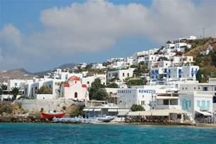 Mykonos Greece Tourist Attractions