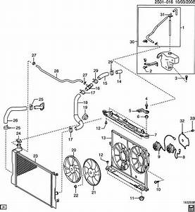 Pontiac Vibe Pipe  Radiator Inlet  Upper   Pipe  Rad Inl  Piperad