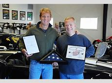 Factory Five Proudly Supports Ron Everitt Jr & US Marine