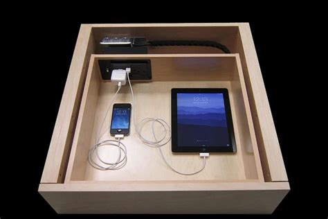 easy  clever diy charging station ideas diy