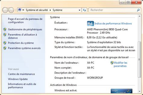 performance du bureau pour windows aero ordinateur archives médiaforma