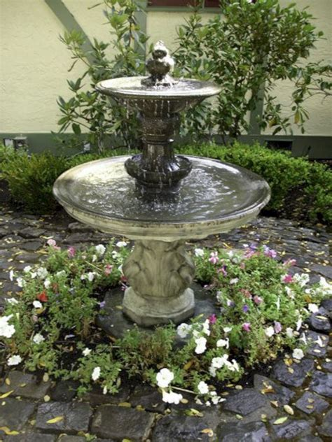 Garden Fountain Design (garden Fountain Design) Design