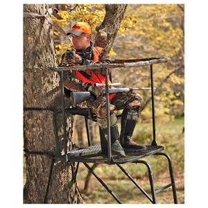 Big Game Infinity Ladder Tree Stands