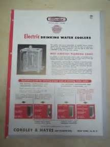 Alkco Lighting by Vtg Cordley Amp Hayes Brochure Electric Drinking Water