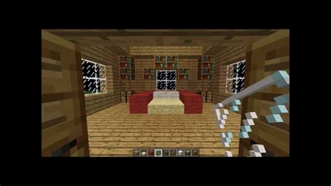 minecraft     kingbed decoration  bedroom youtube