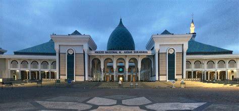 masjid agung al akbar surabaya sos travelindo