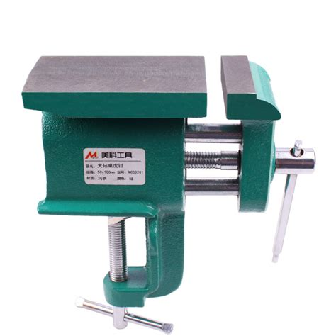 high quality woodworking small table bench vise clamp