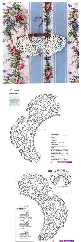 1130 Best Crochê Images On Pinterest Crochet Doilies Crochet Patterns And Fillet Crochet