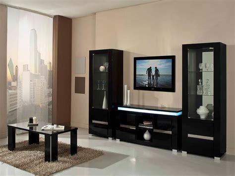 Living Room Modern Showcase by Furniture Livingroom Elite Modern Dessains 26721
