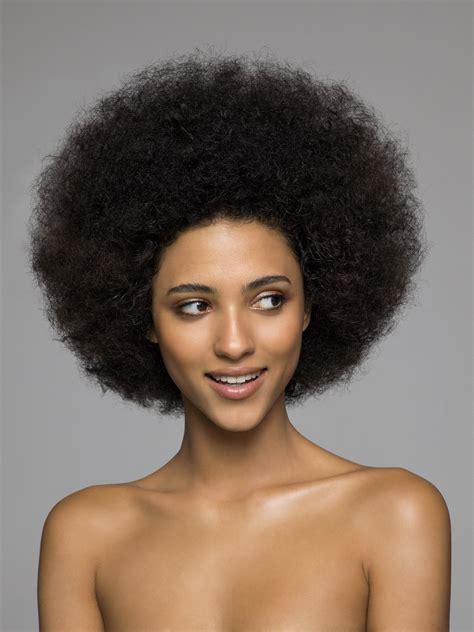 Afro coiffure femme - Coiffure en image