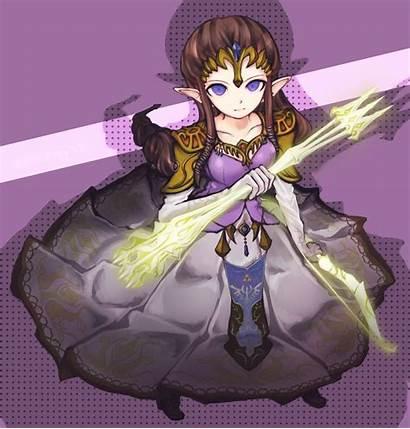 Zelda Princess Twilight Fanart Pixiv Anime Zerochan