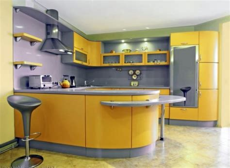 Bright Yellow Kitchens  Bring The Sun Into Your Home