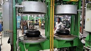 36 Inch Hydraulic Tire Curing Press 4 Moulds-