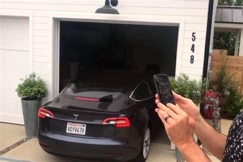 Get Program Older Garage Door Opener To Tesla 3 Gif