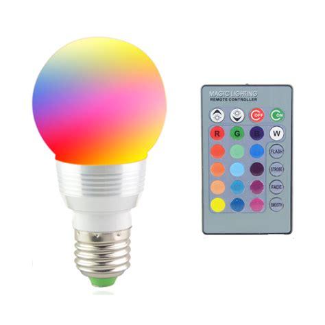 changing color light bulbs color changing magic light bulb